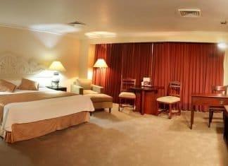 Habitación del Hotel Santa Anita