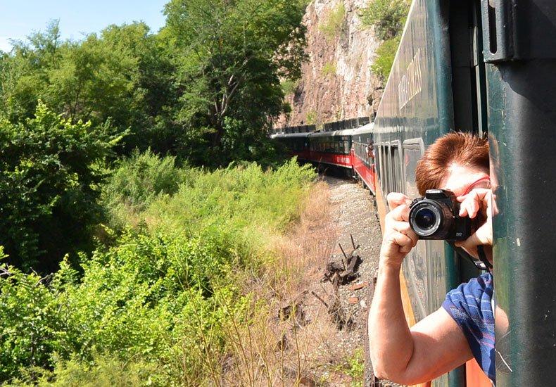 Viaje al Tren Chepe