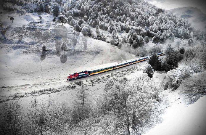 Barrancas del Cobre en Invierno