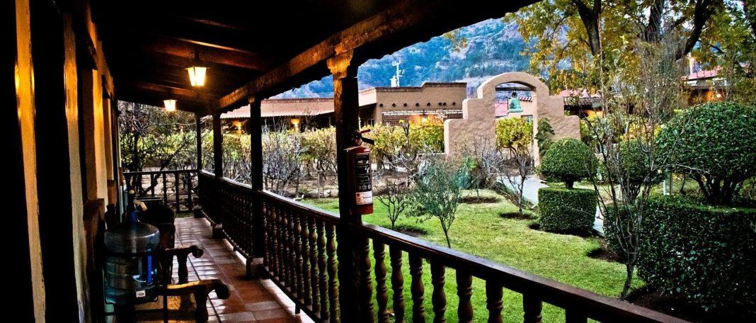hoteles en cerocahui - hotel misión